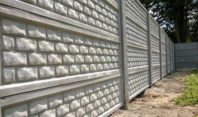 забор из бетона купить в нижнем новгороде